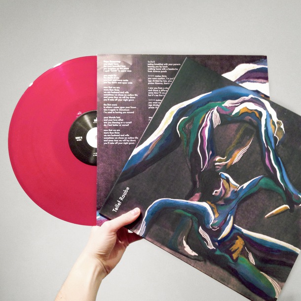 Tellef Raabe - Gymnopedia EP - Shapes Recordings