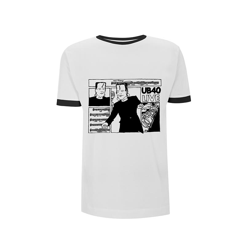 Food For Thought – Ringer Tee - UB40