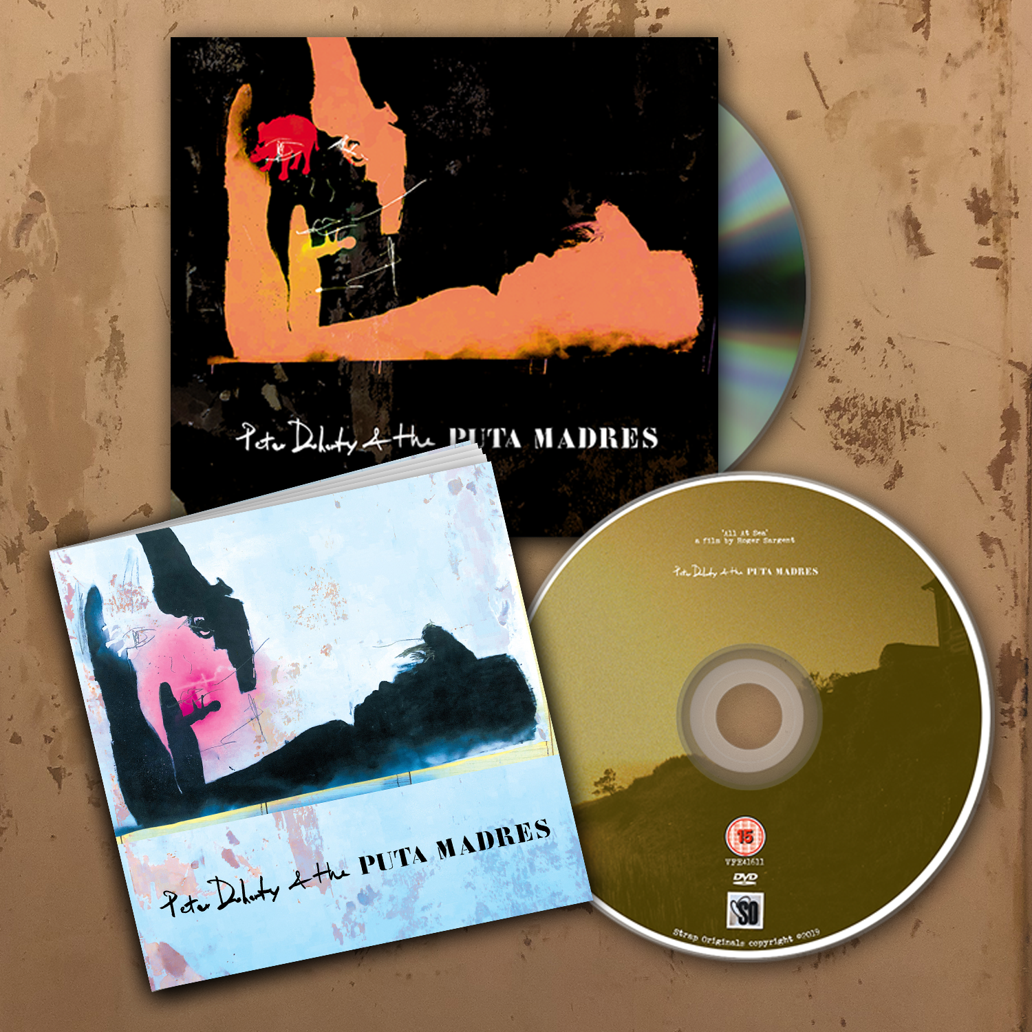 Peter Doherty and The Puta Madres - Deluxe CD - Pete Eudaimonism