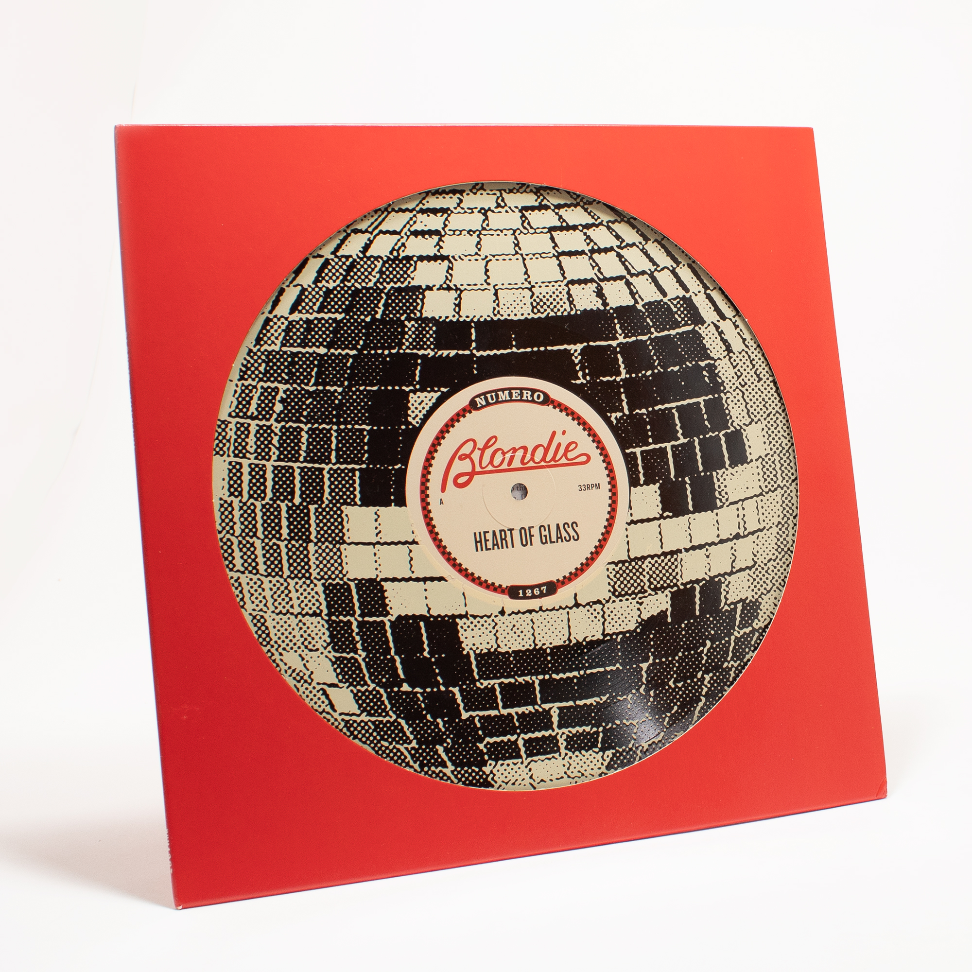 "HEART OF GLASS - 12"" Vinyl - BlondieUS"