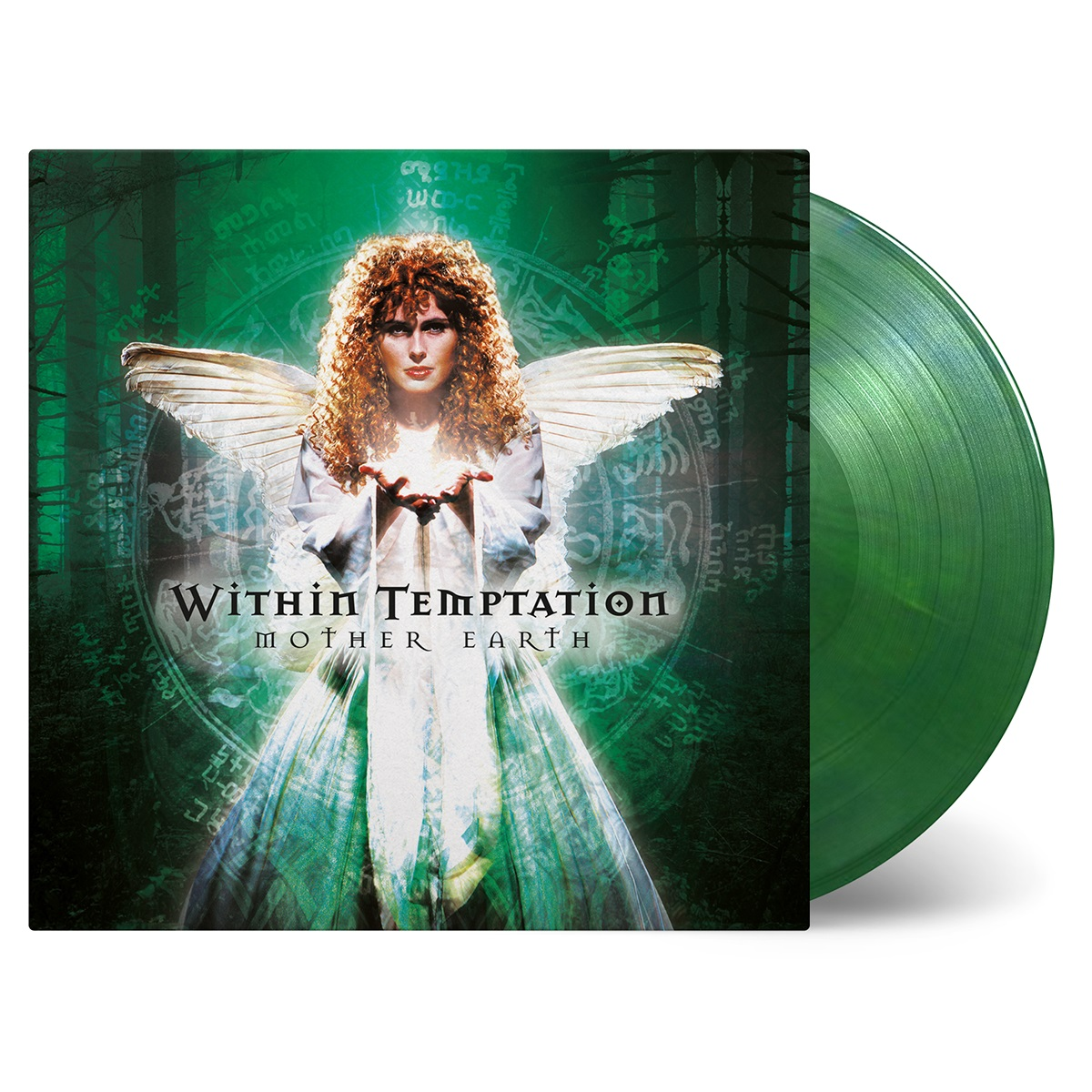 Mother Earth – LTD Edition Numbered Green Vinyl - Within Temptation
