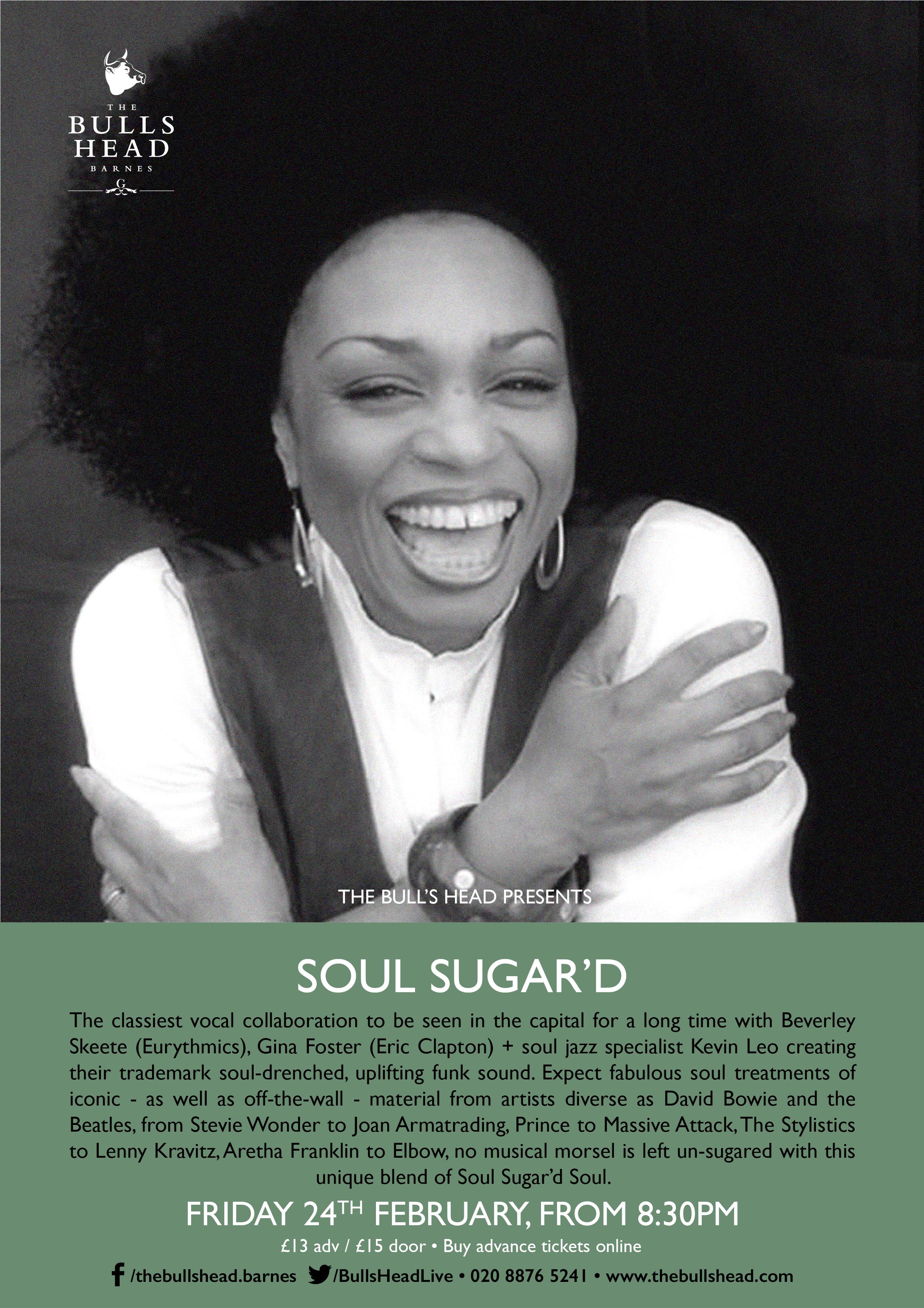 Soul Sugar'd