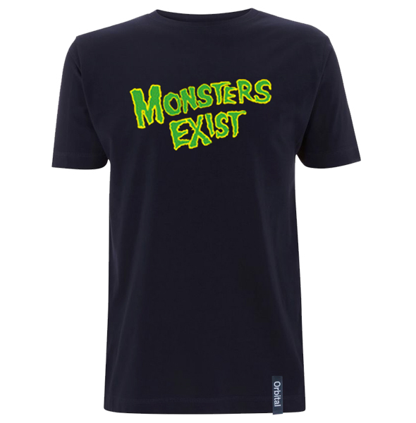Orbital Navy Monsters Misfits Tee - Orbital