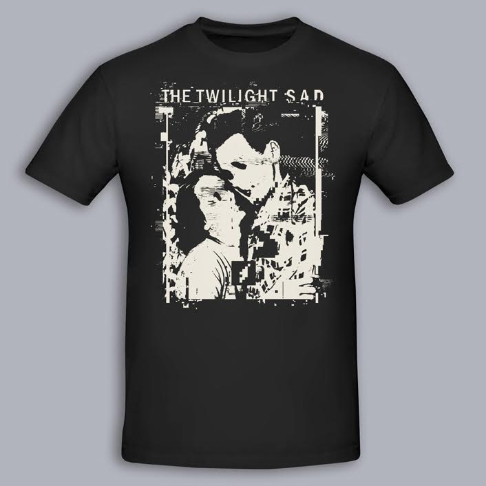 IT WON/T BE LIKE THIS ALL THE TIME GIRLS FITTED TEE - The Twilight Sad