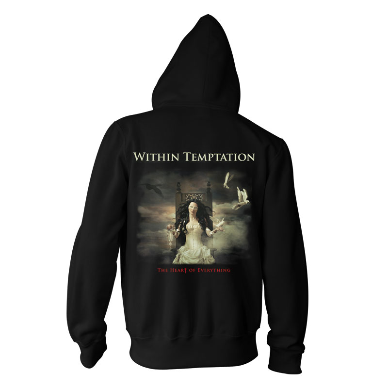 Heart Of Everything – Zip Hood - Within Temptation