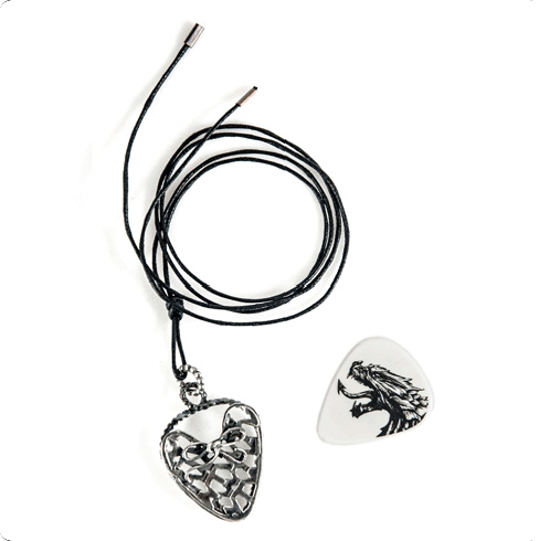Pendant - Silver, Womens - Within Temptation