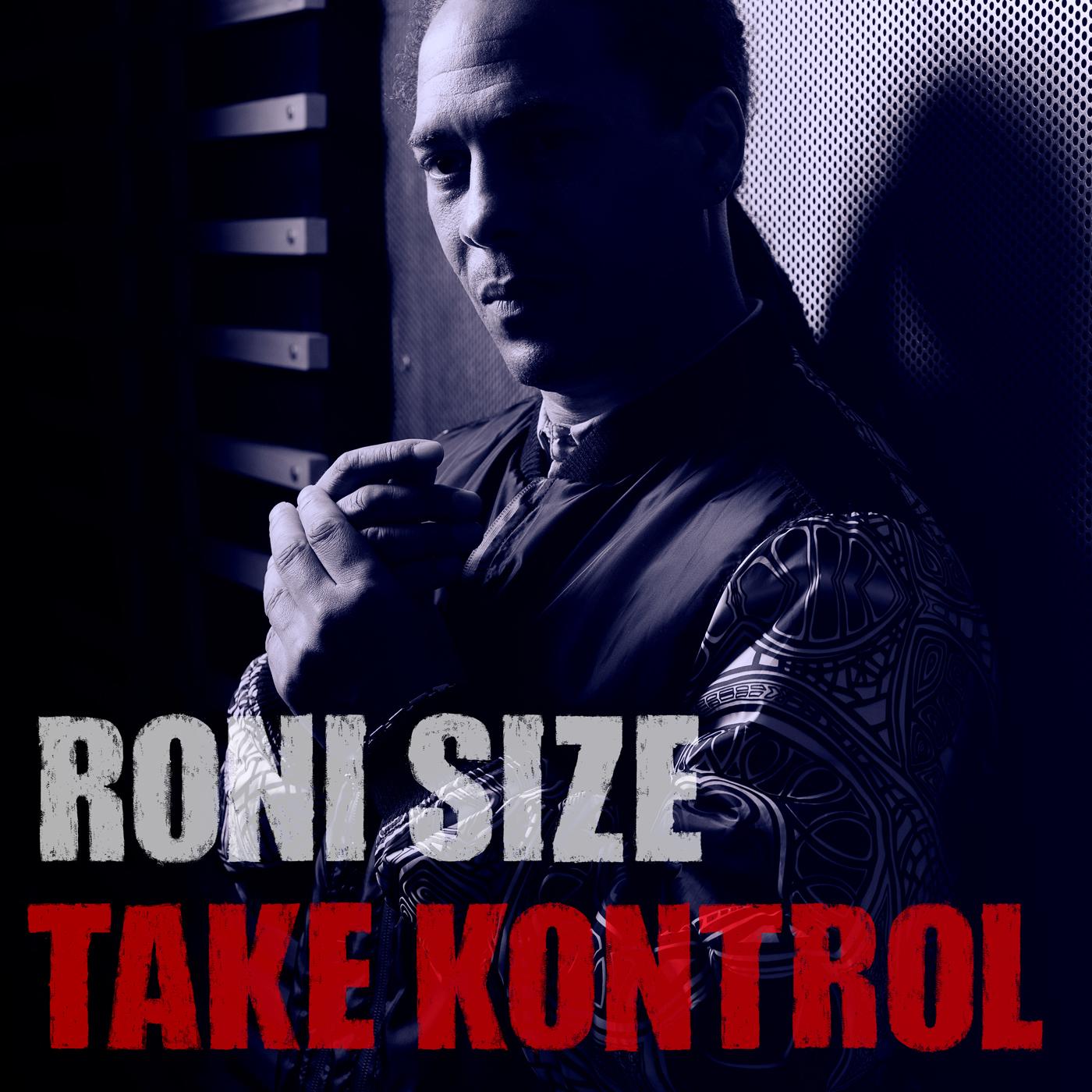 Take Kontrol CD - Roni Size