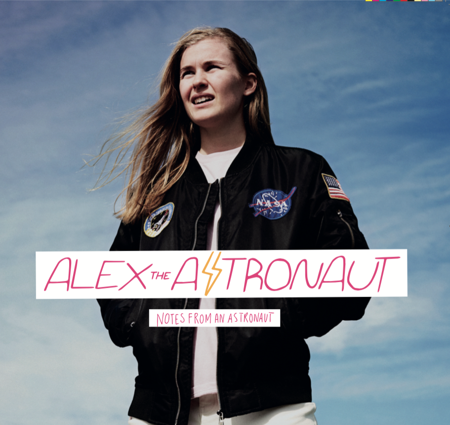 Notes From An Astronaut Vinyl - Alex The Astronaut