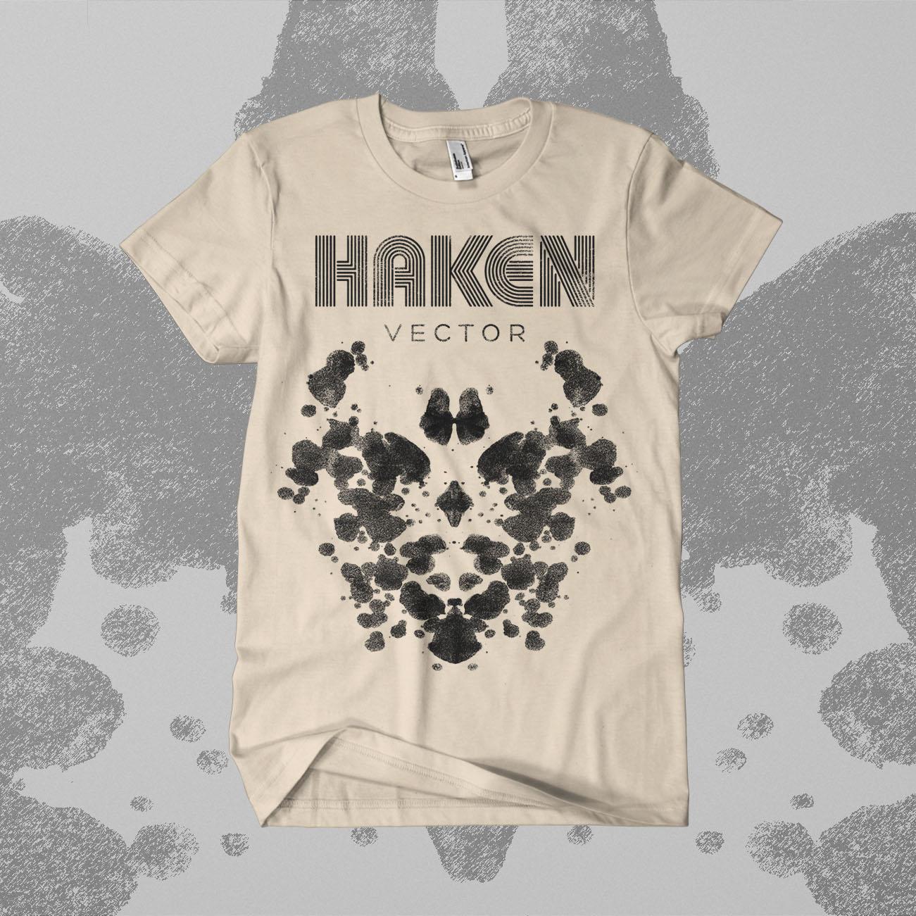 Haken - 'Vector' T-Shirt - Haken