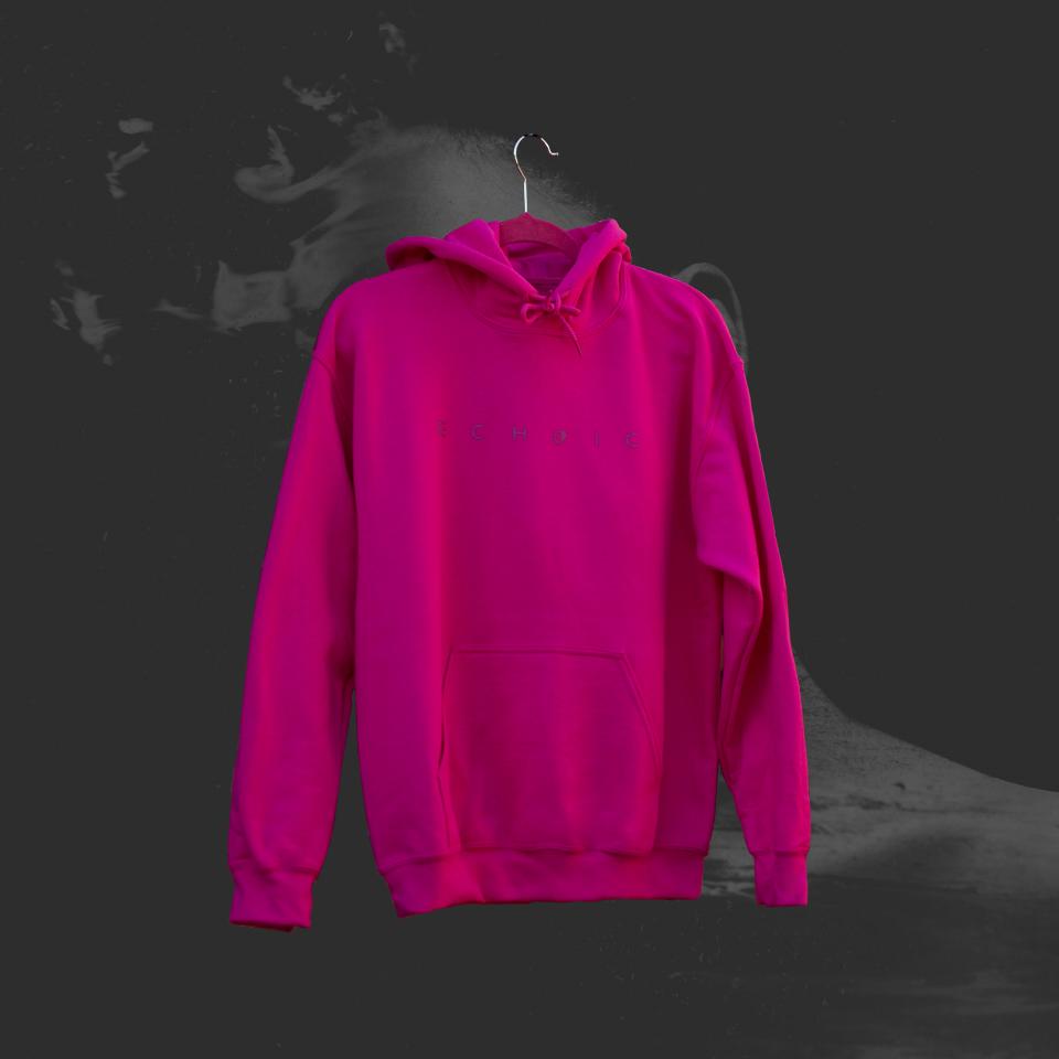 Echoic Hoodie - Pink - Echoic
