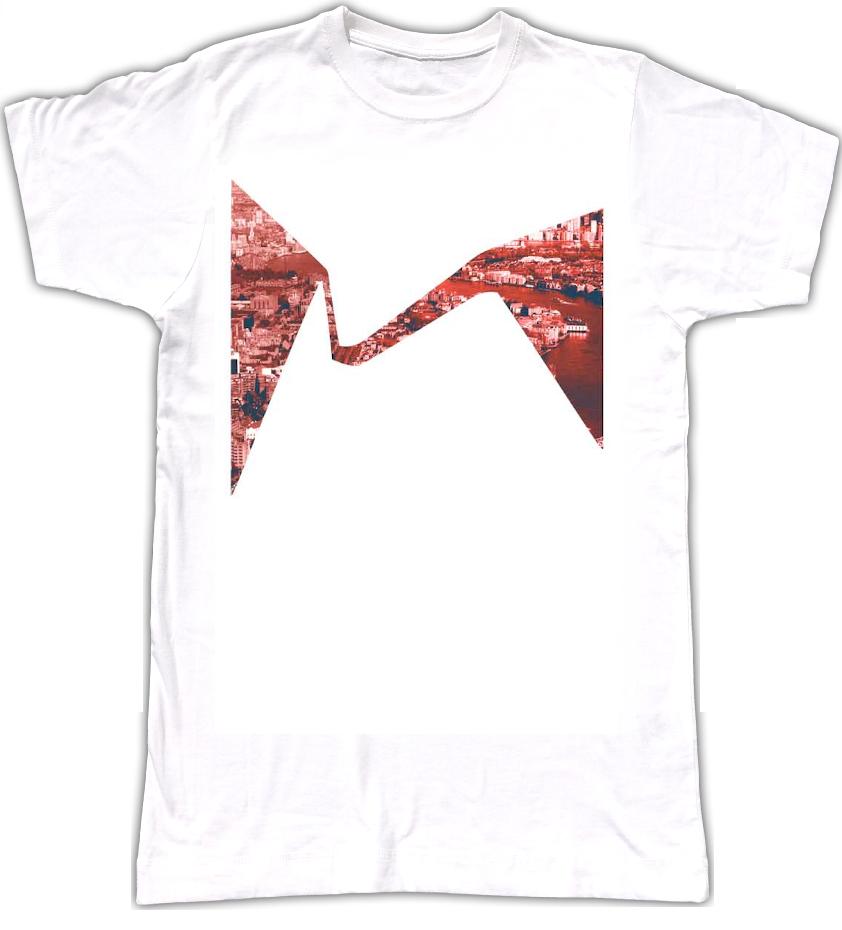 Mutations Logo T-Shirt - Sunflower Records