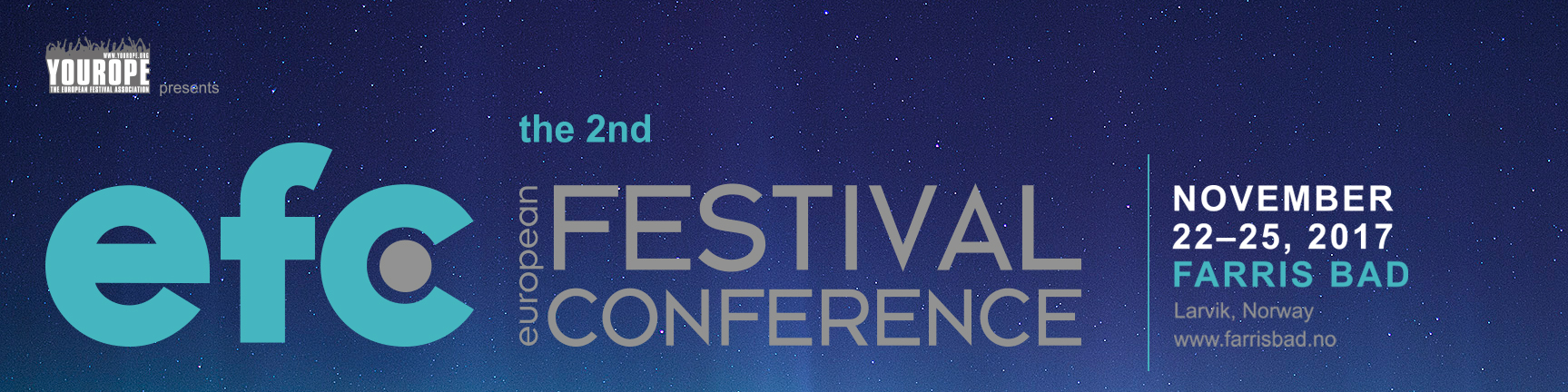 2. EFC Festival Conference