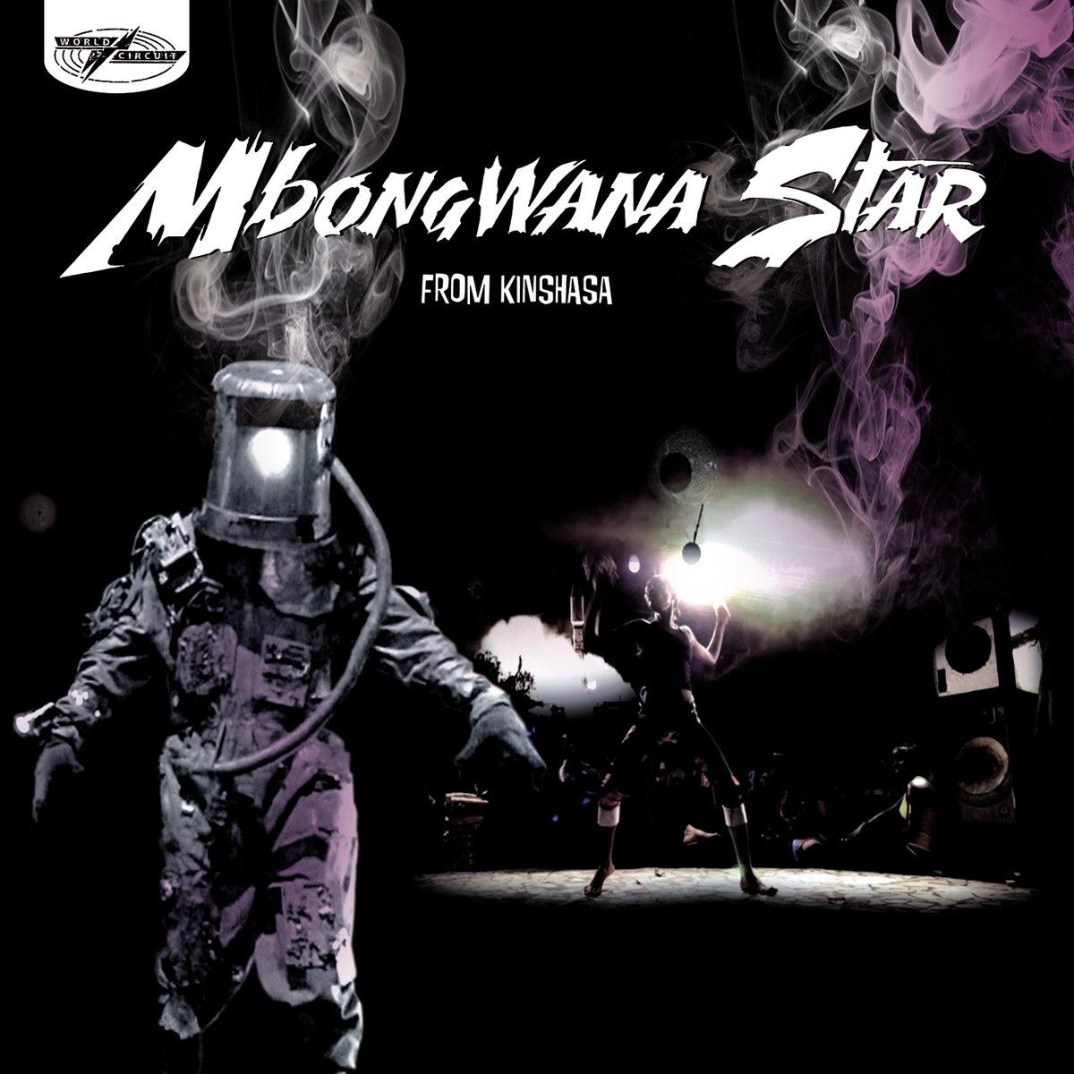 Mbongwana Star - From Kinshasa (LP) - World Circuit Records