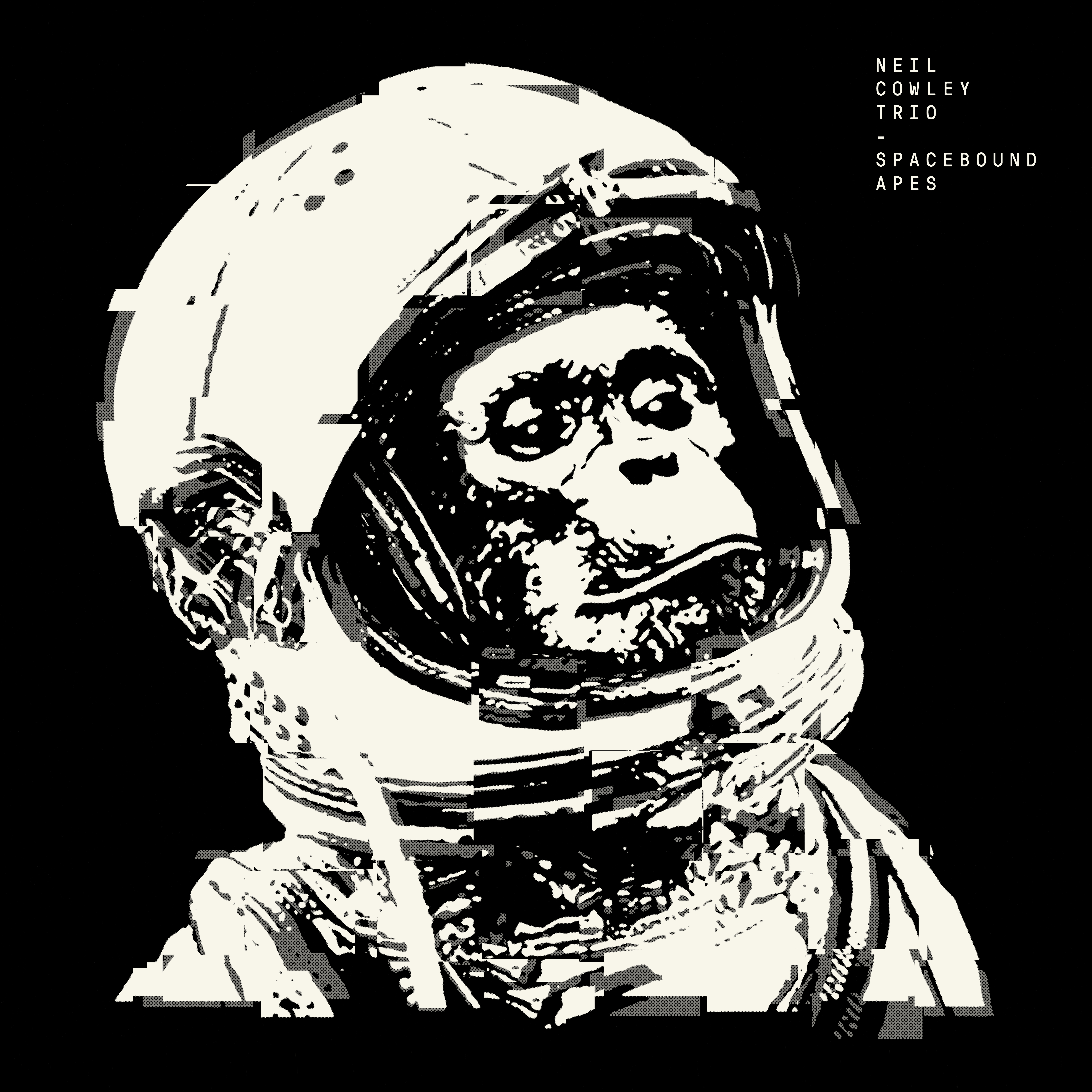 Spacebound Apes (Signed) Music Book and CD Bundle - neilcowleytrio