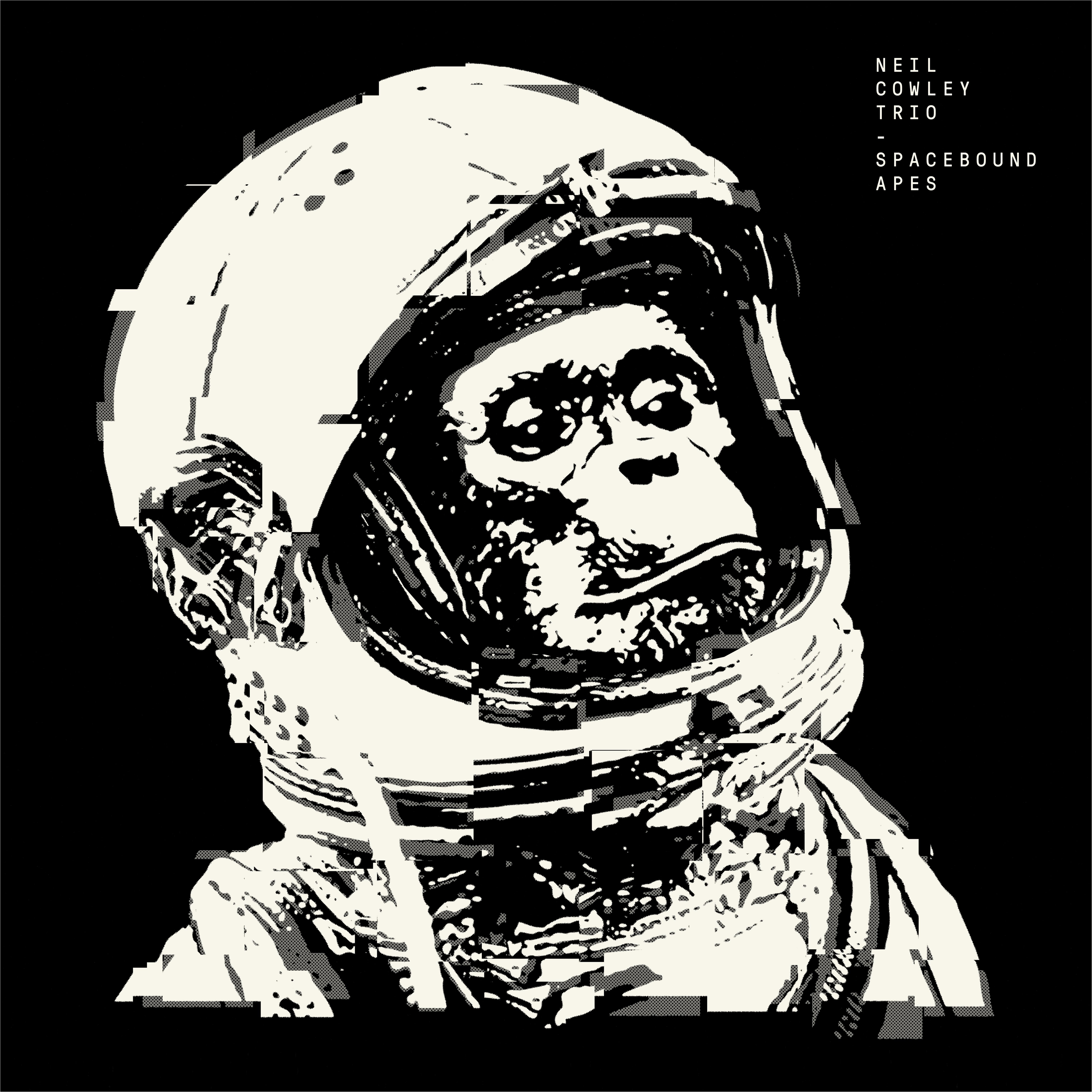 Spacebound Apes (Signed) Music Book and Vinyl Bundle - neilcowleytrio