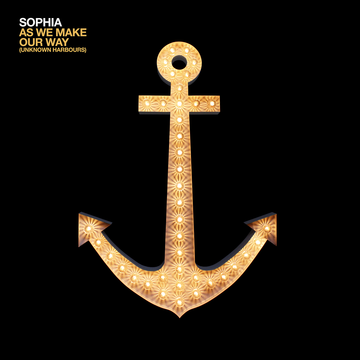 Sophia - As We Make Our Way (Unknown Harbours) - CD Album (Digipak) inc. immediate digital download - Sophia