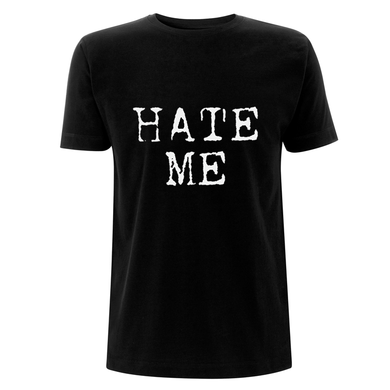 Hate Me Lyrics – Ladies Tee - Blue October