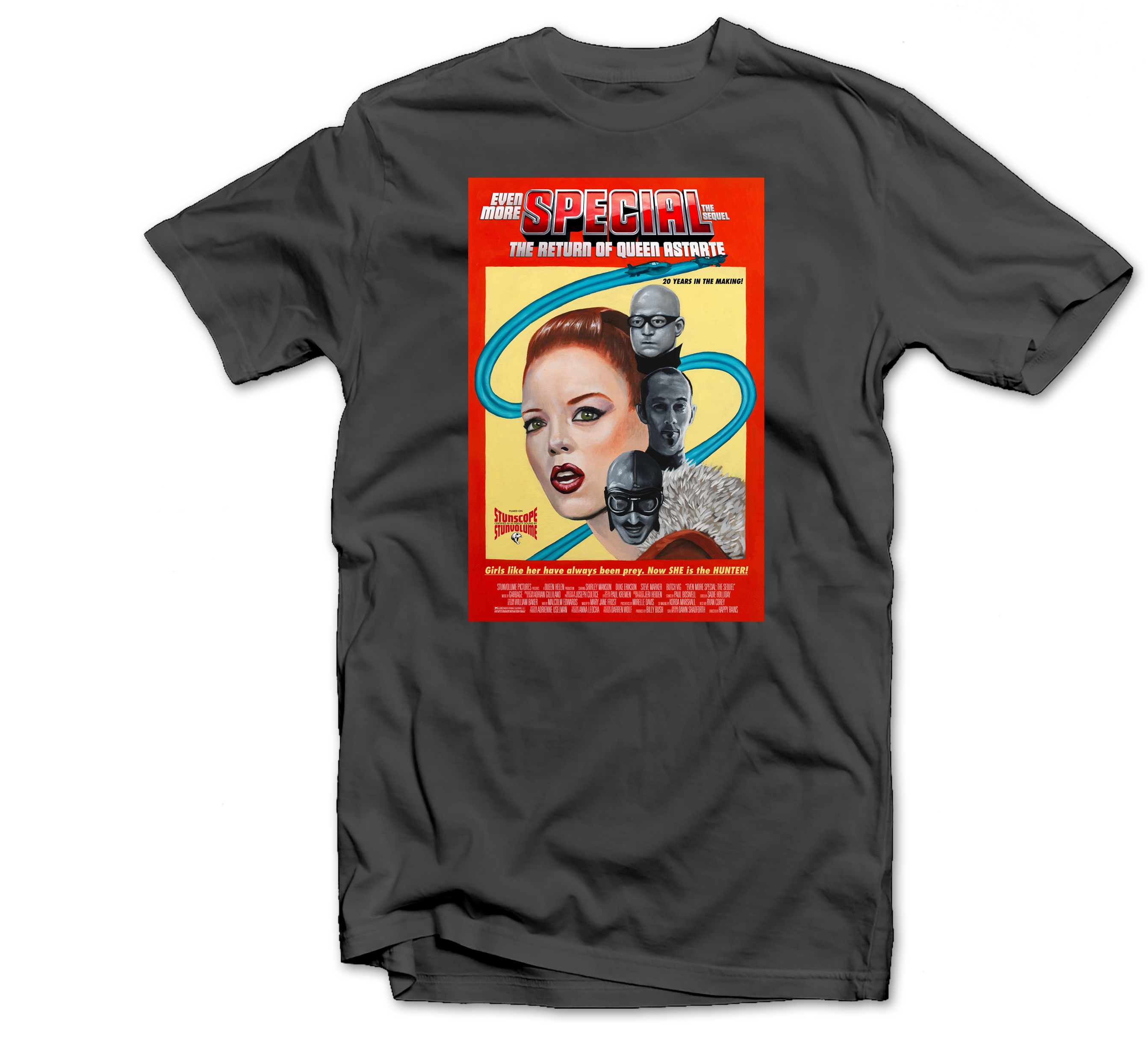 Special T-Shirt - Garbage