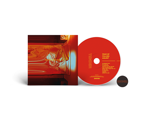 CD + Pin - Tender USD