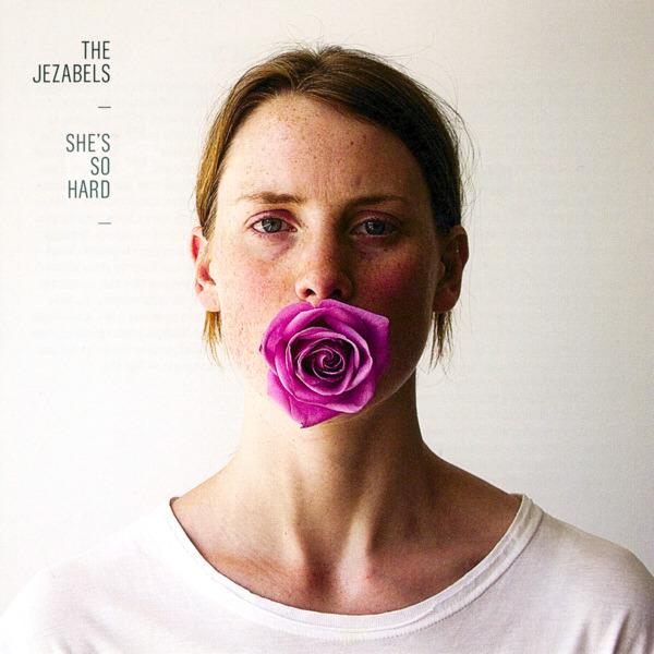 She's So Hard EP - CD - The Jezabels