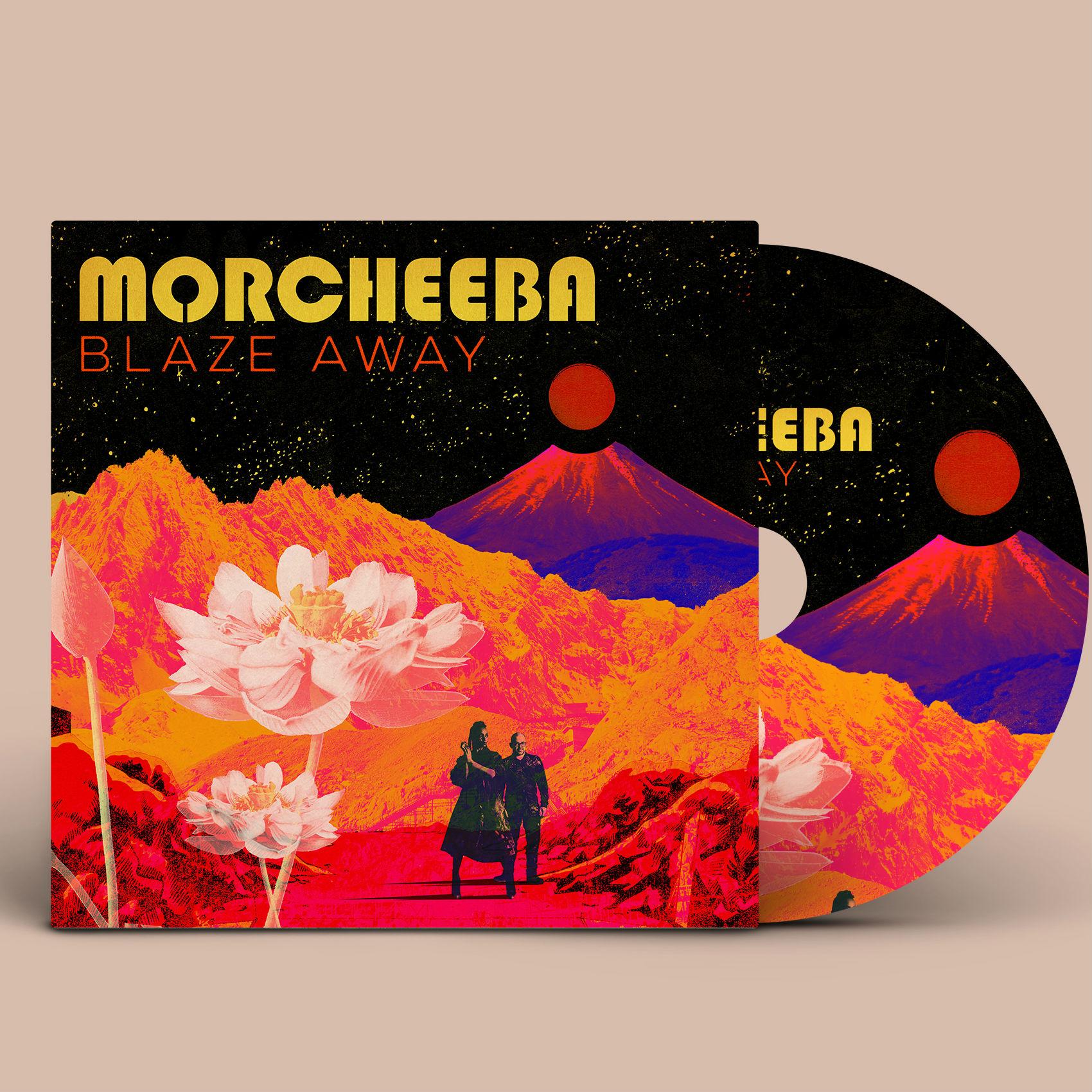 Blaze Away (CD) - Morcheeba