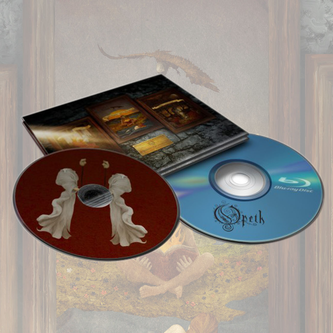 Opeth -  Pale Communion Special Edition CD/DVD - Opeth