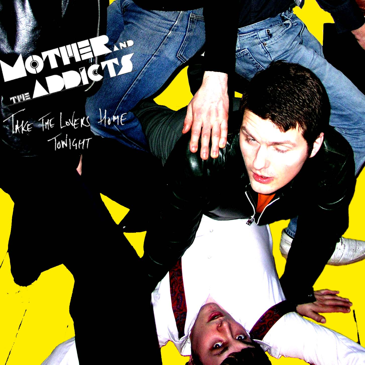 Mother And The Addicts - Take The Lovers Home Tonight - Vinyl Album (2005) - Mother And The Addicts