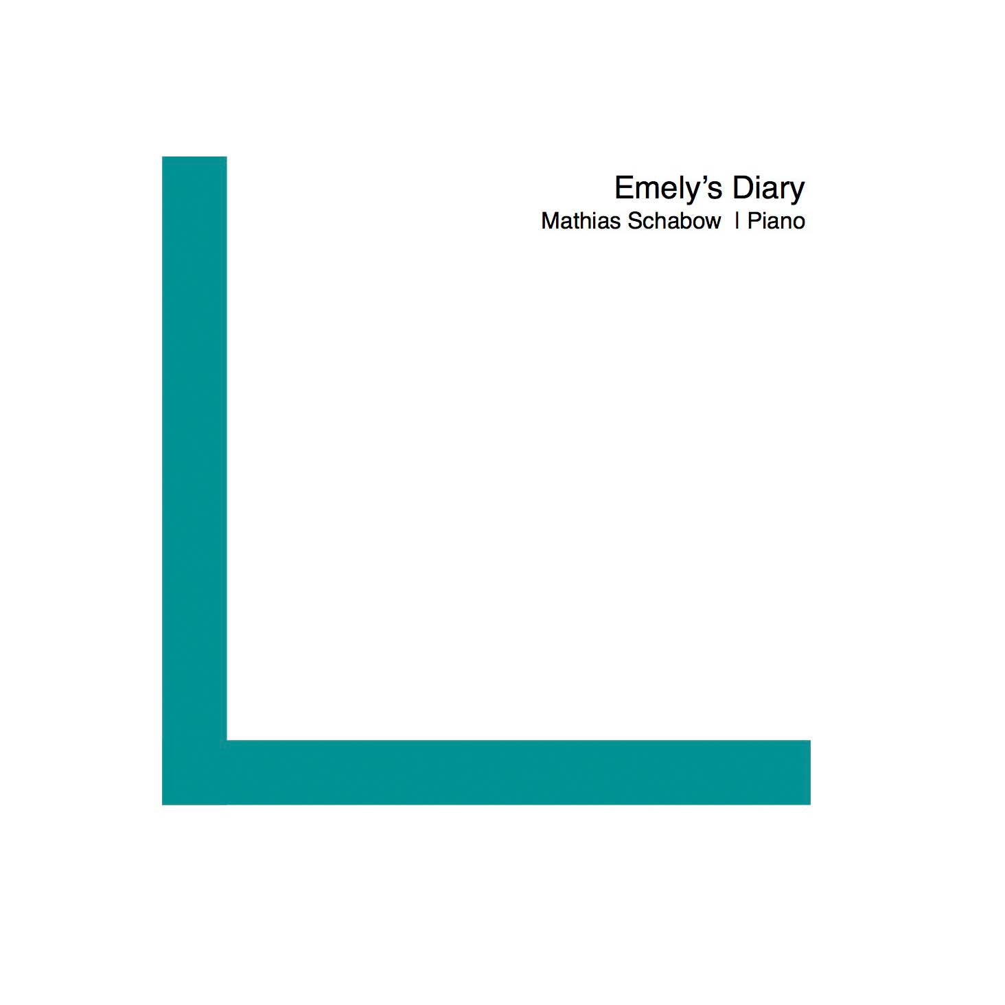 Emely's Diary - Mathias Schabow | Piano