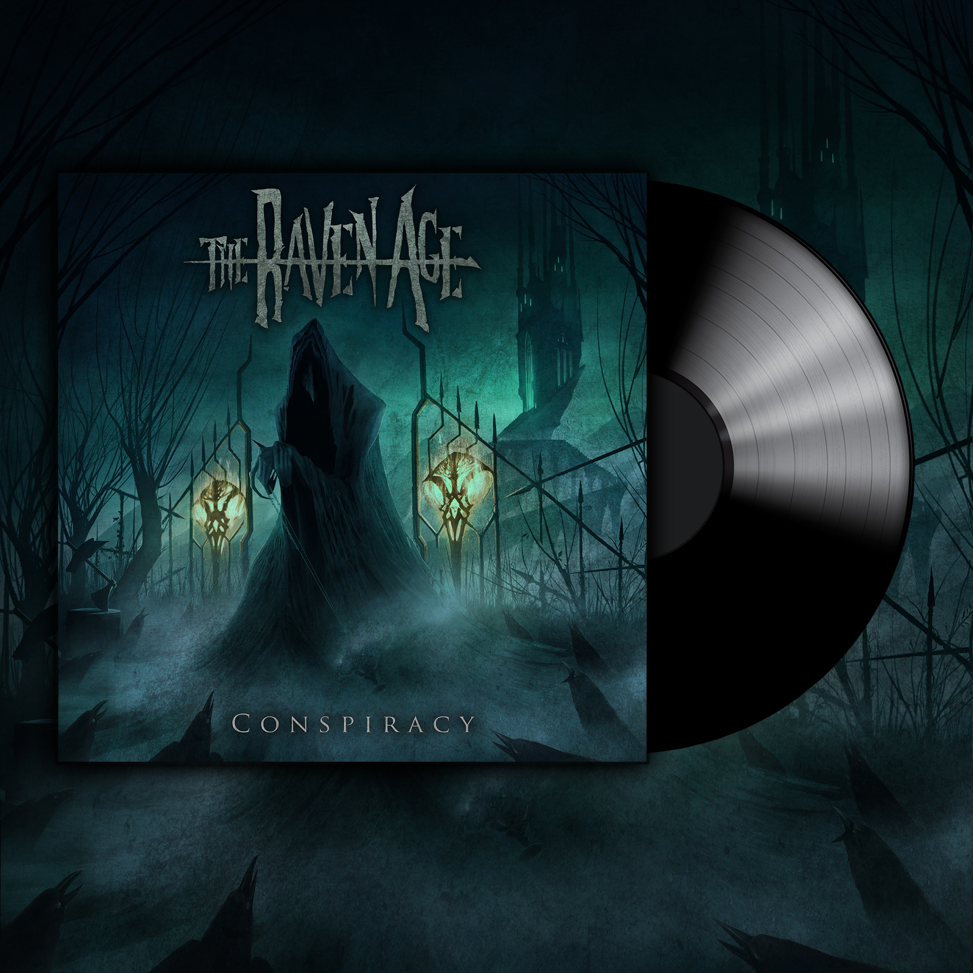 Conspiracy - Vinyl Album - The Raven Age
