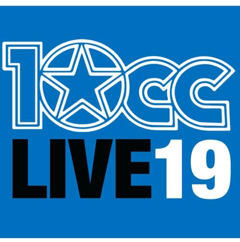 10cc Live 19 CD - 10CC