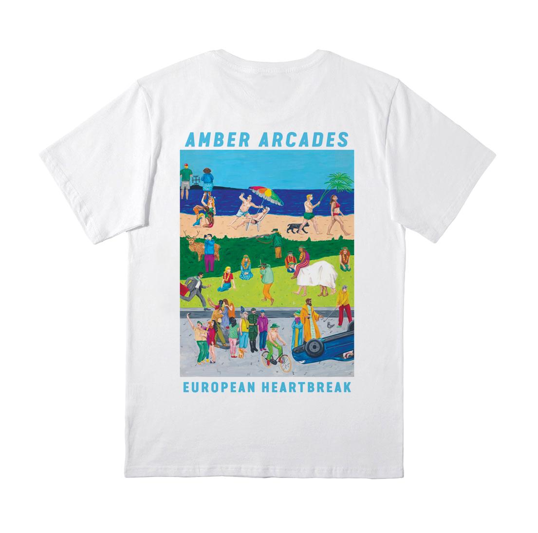 European Heartbreak T-Shirt - Amber Arcades