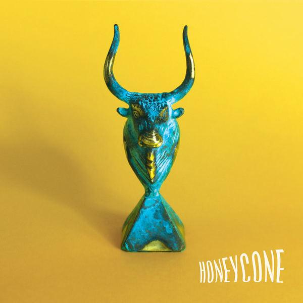 SAD PALACE - HONEYCONE (KISS068) - Kissability