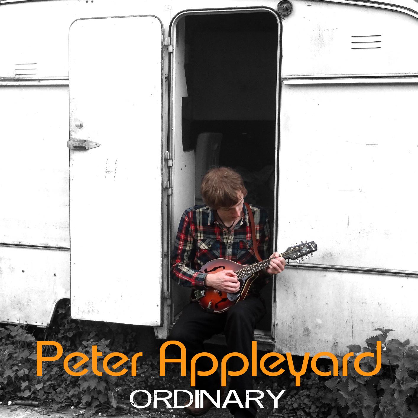 Ordinary - CD Single - Peter Appleyard