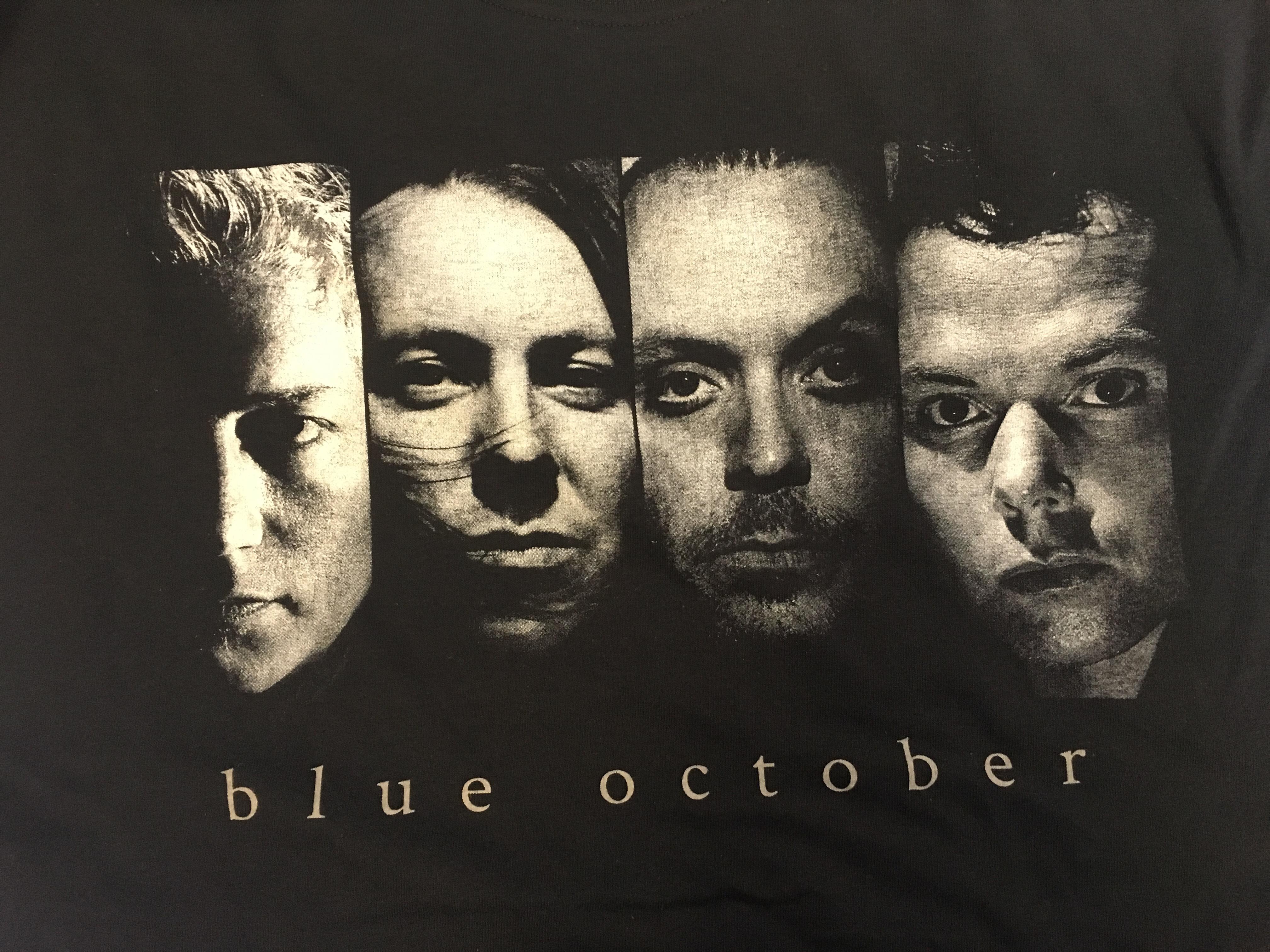 Band (Black Tee) - Blue October