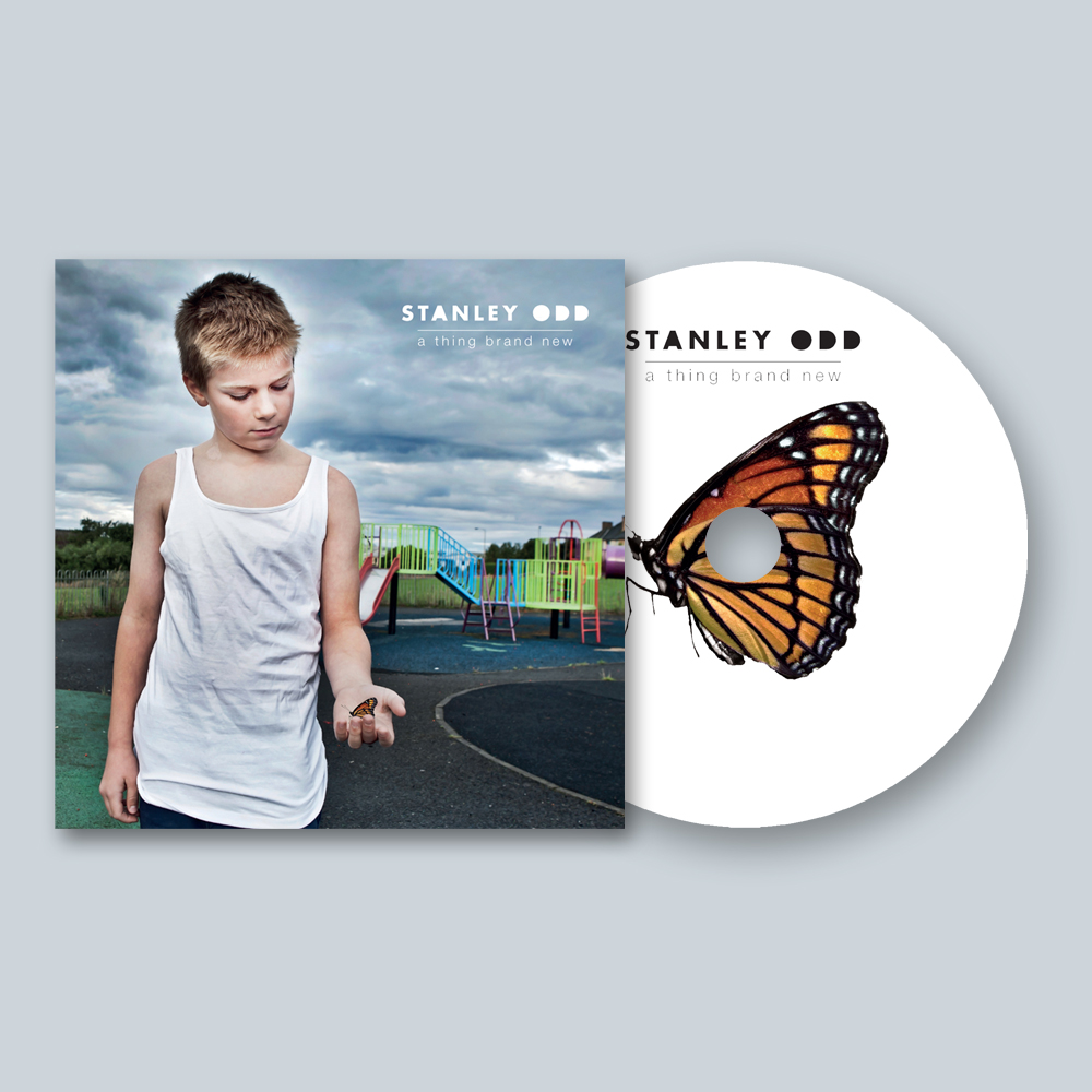 A Thing Brand New - CD (inc. immediate download) - Stanley Odd