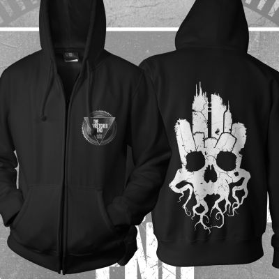 The Wretched End -  These Woods Zipped Hoody - The Wretched End