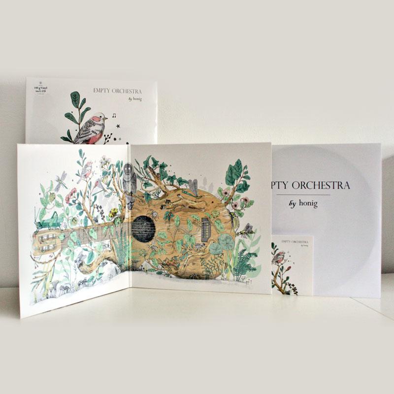 Empty Orchestra (Vinyl 180gr + CD) - HONIG