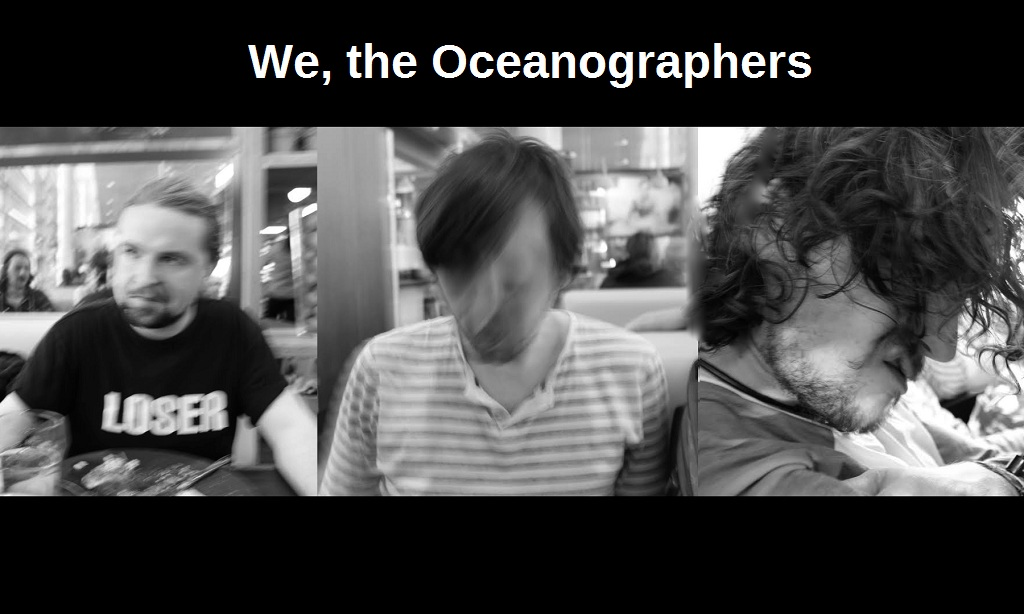 We, the Oceanographers