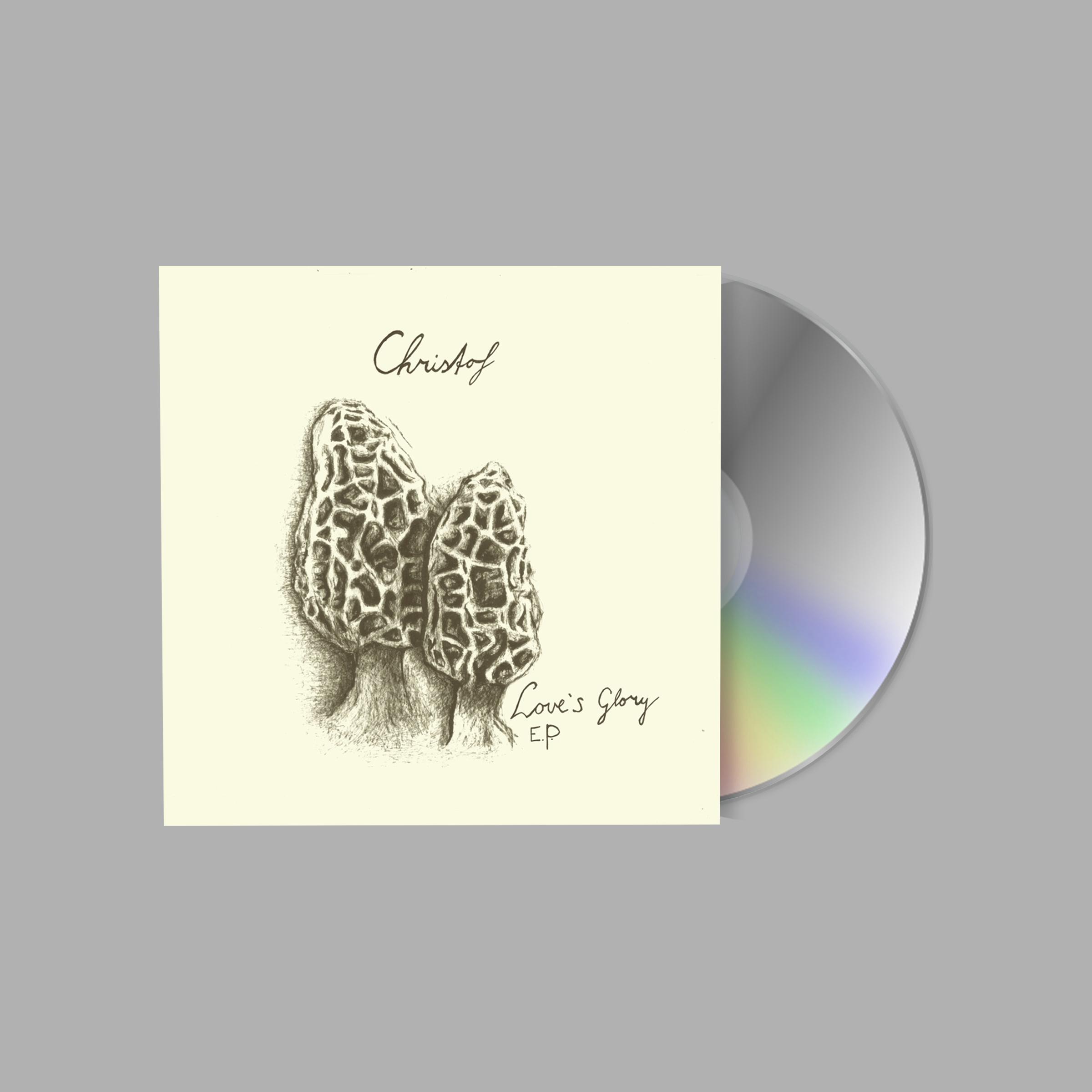 Love's Glory EP - CHRISTOF VAN DER VEN