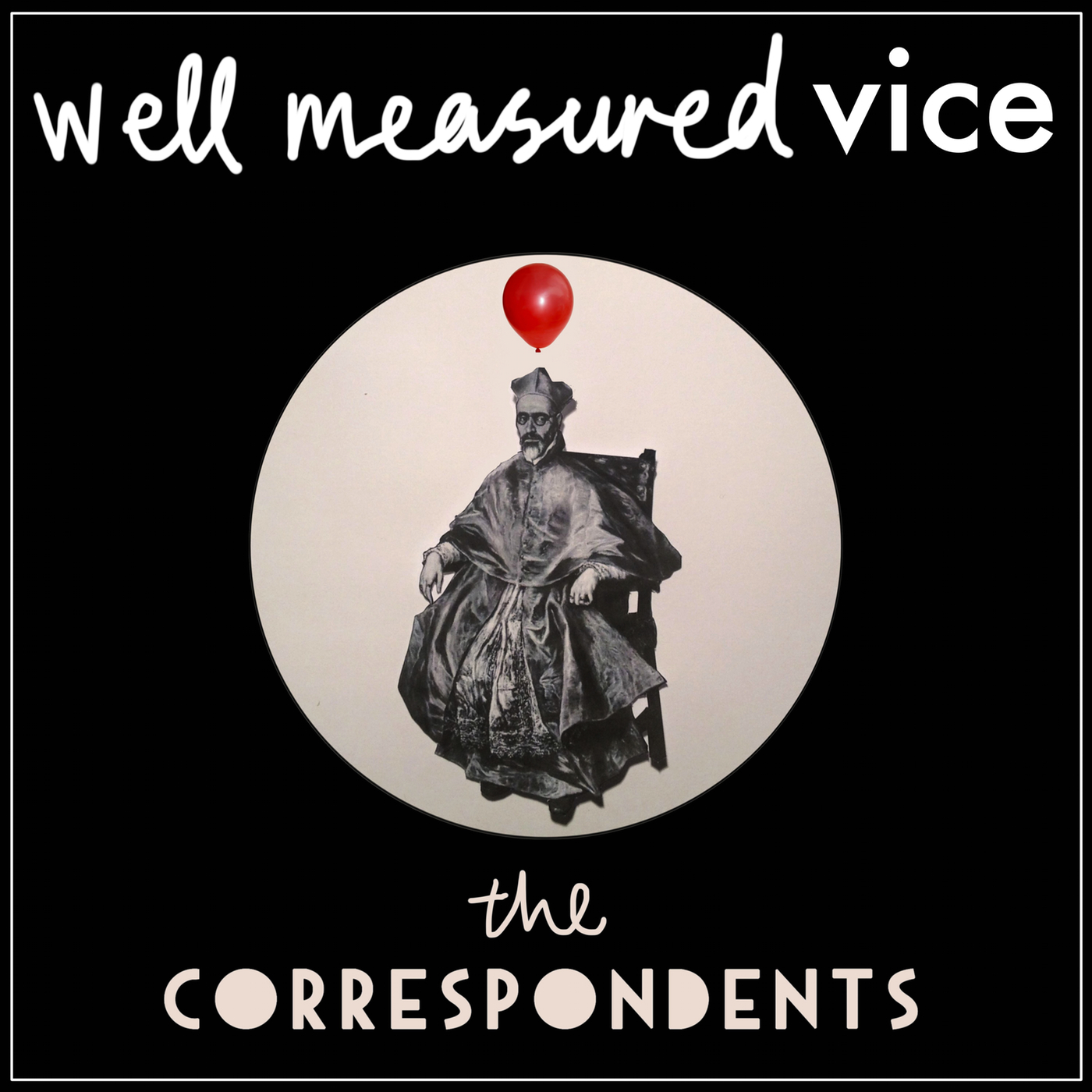 Well Measured Vice - EP - The Correspondents