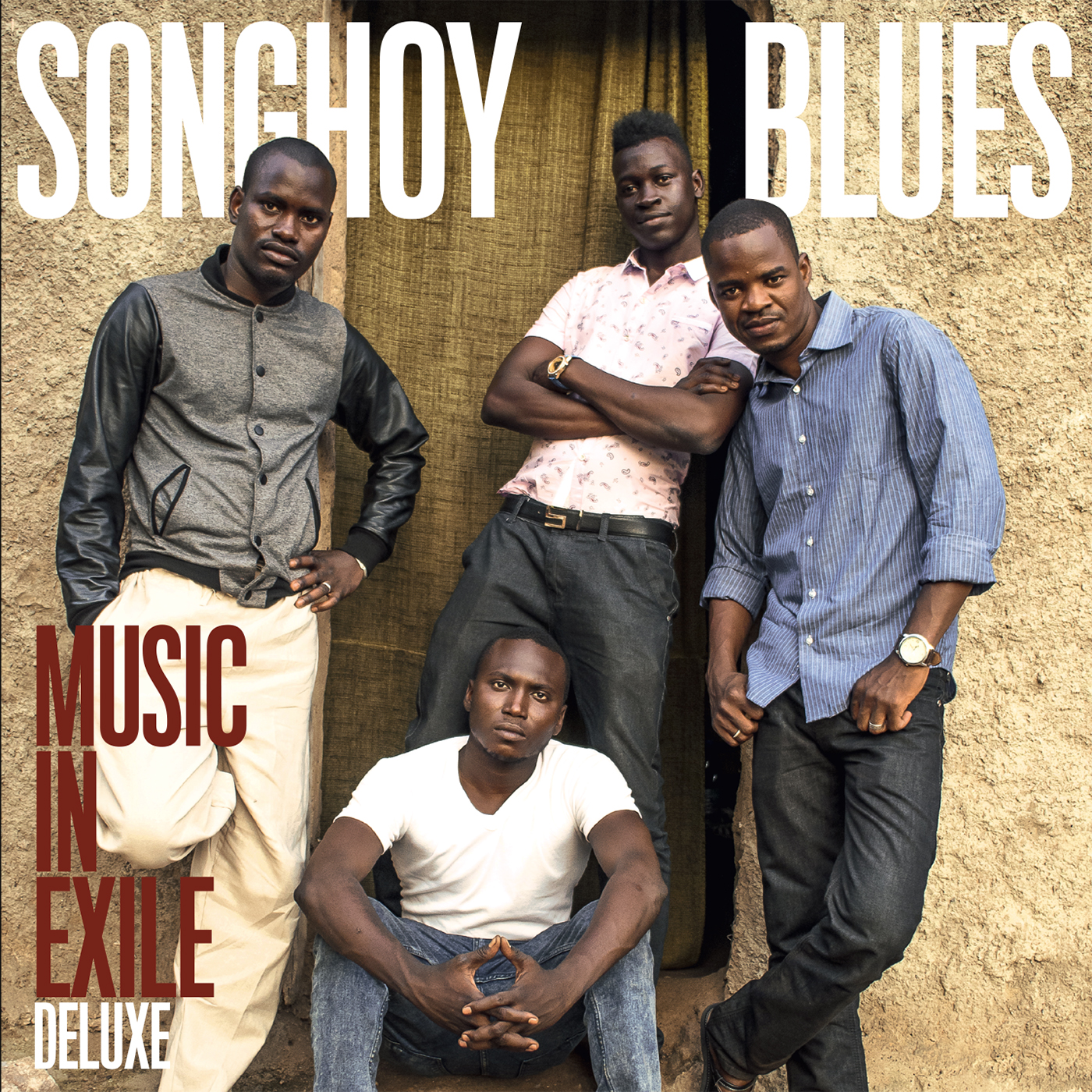 Music in Exile (Deluxe Edition) - CD - Songhoy Blues