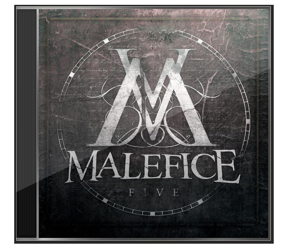 'V' CD **SALE** - Malefice