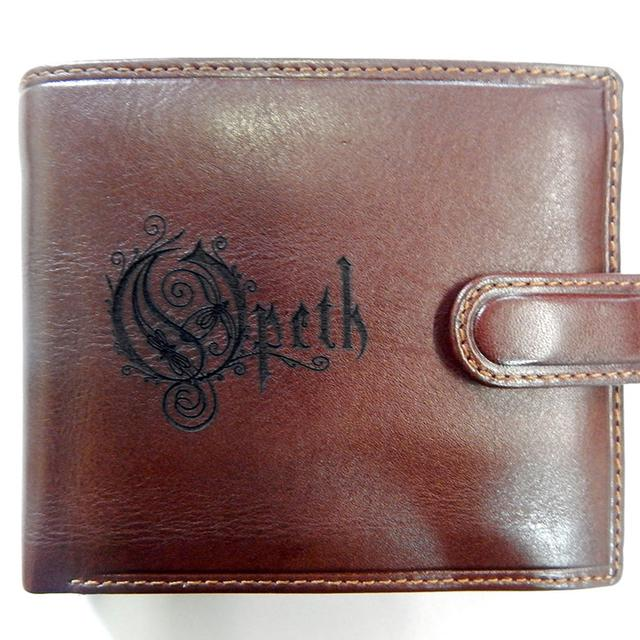 Opeth - Leather Wallet - Opeth