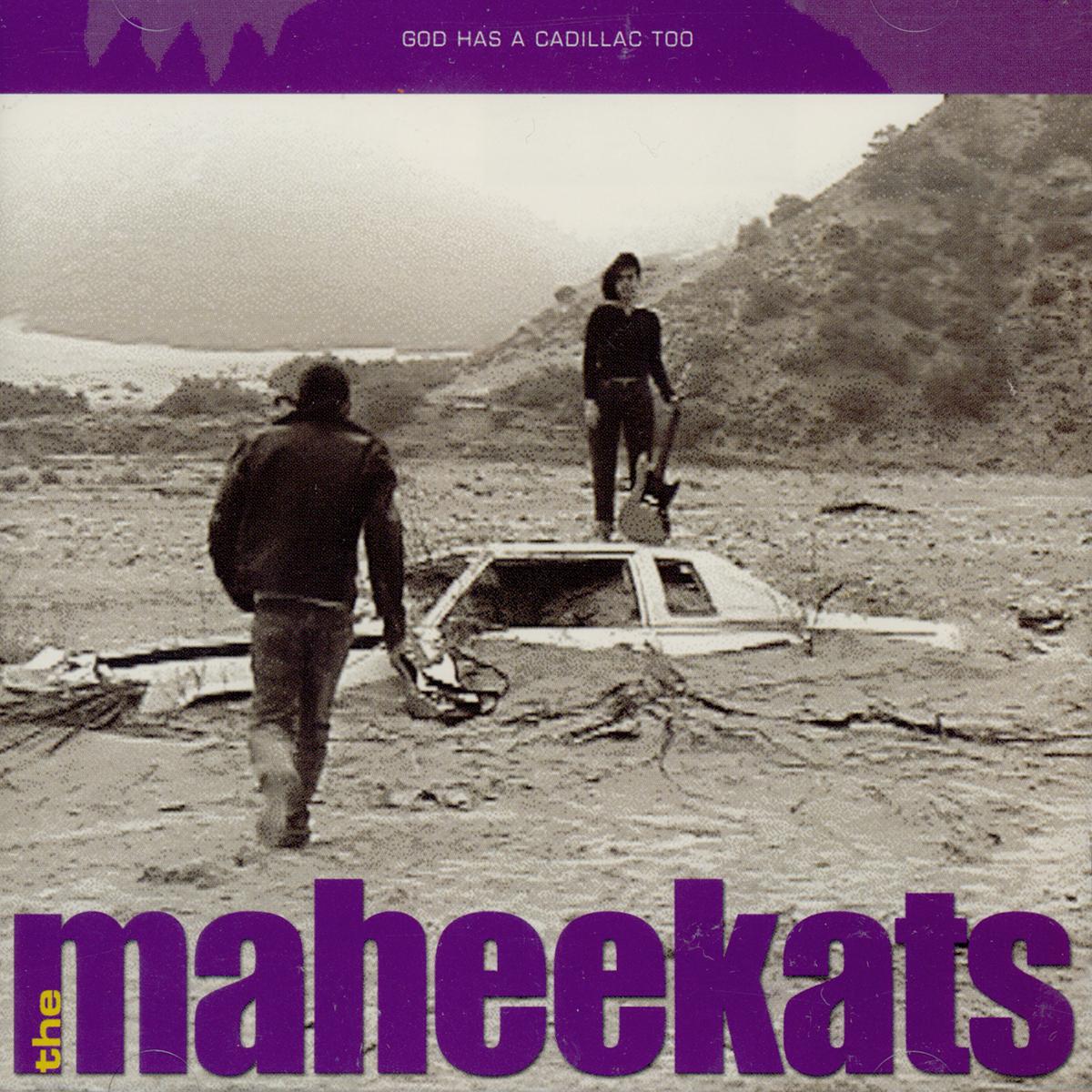 God Has a Cadillac Too CD - Maheekats (DEAD)