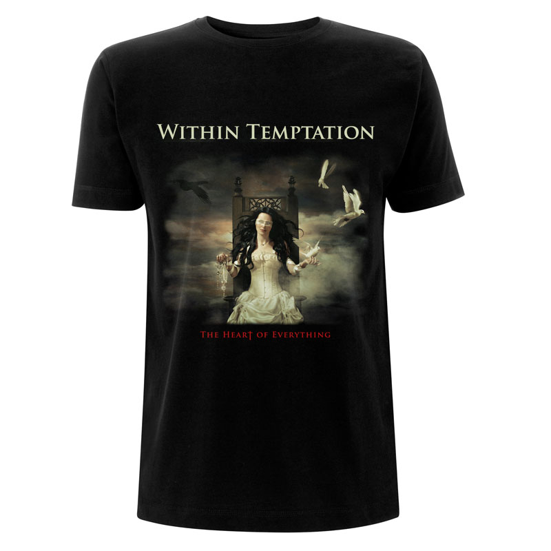 Heart Of Everything – Tee - Within Temptation