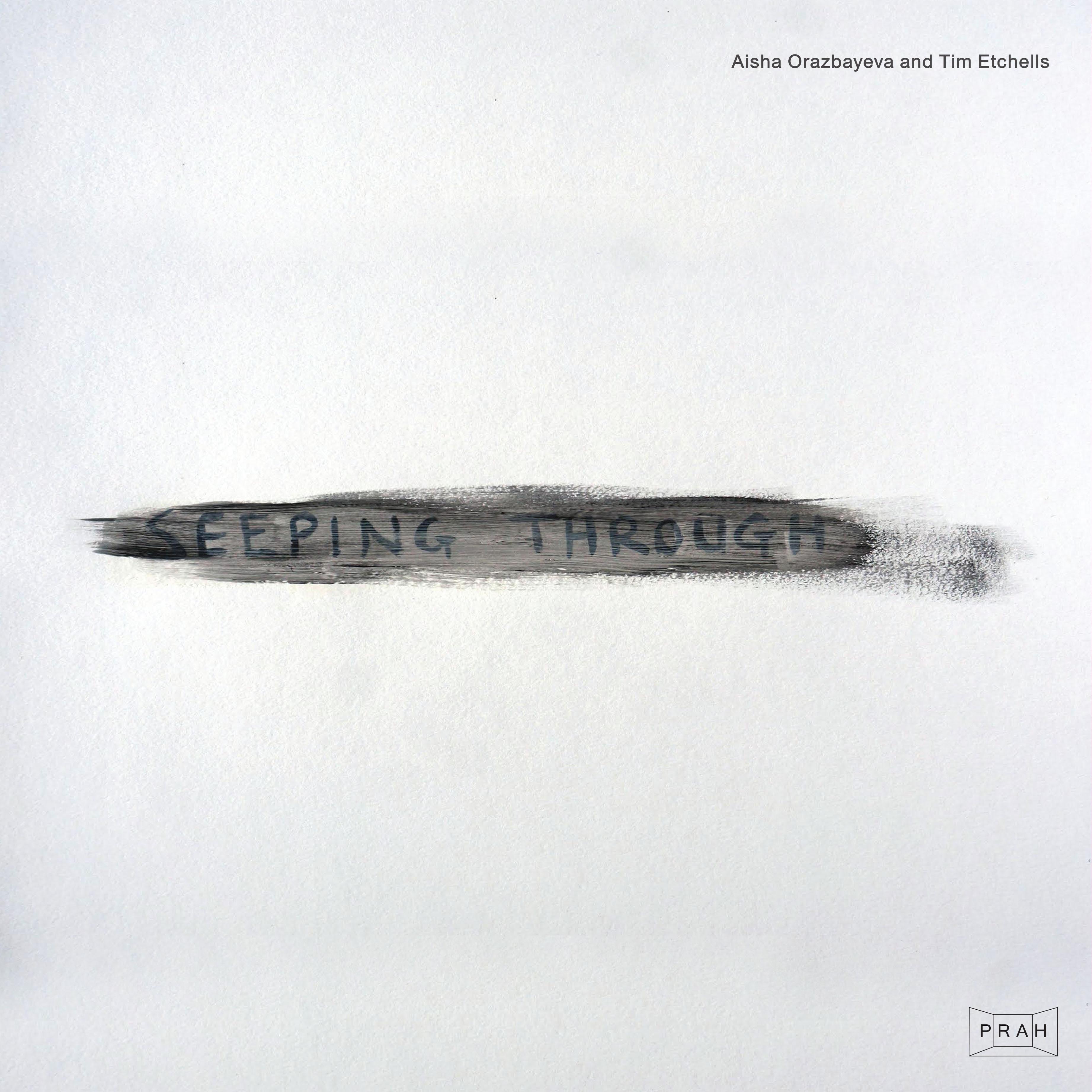 Aisha Orazbayeva & Tim Etchells - Seeping Through (LP) - PRAH Recordings