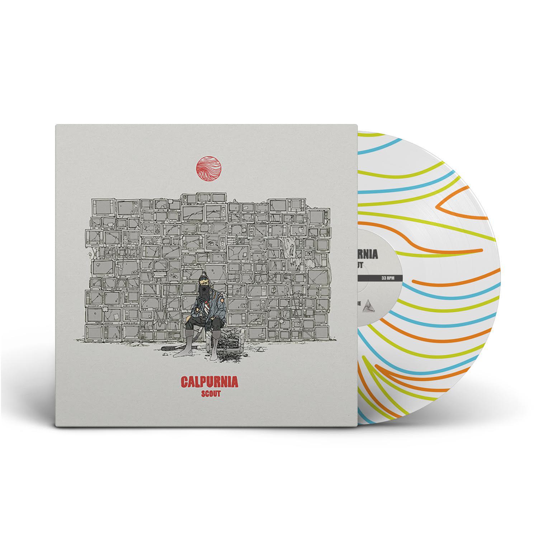 Calpurnia - Scout - CD - Calpurnia