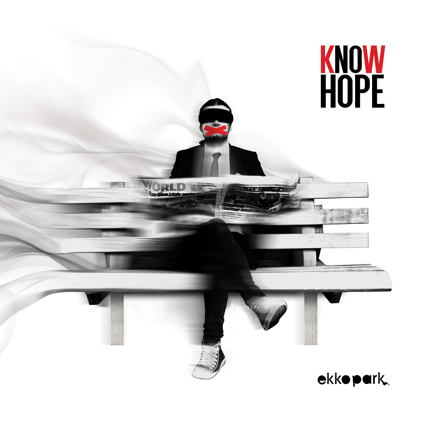KNOW HOPE - CD POSTER-ART PACK - Ekko Park