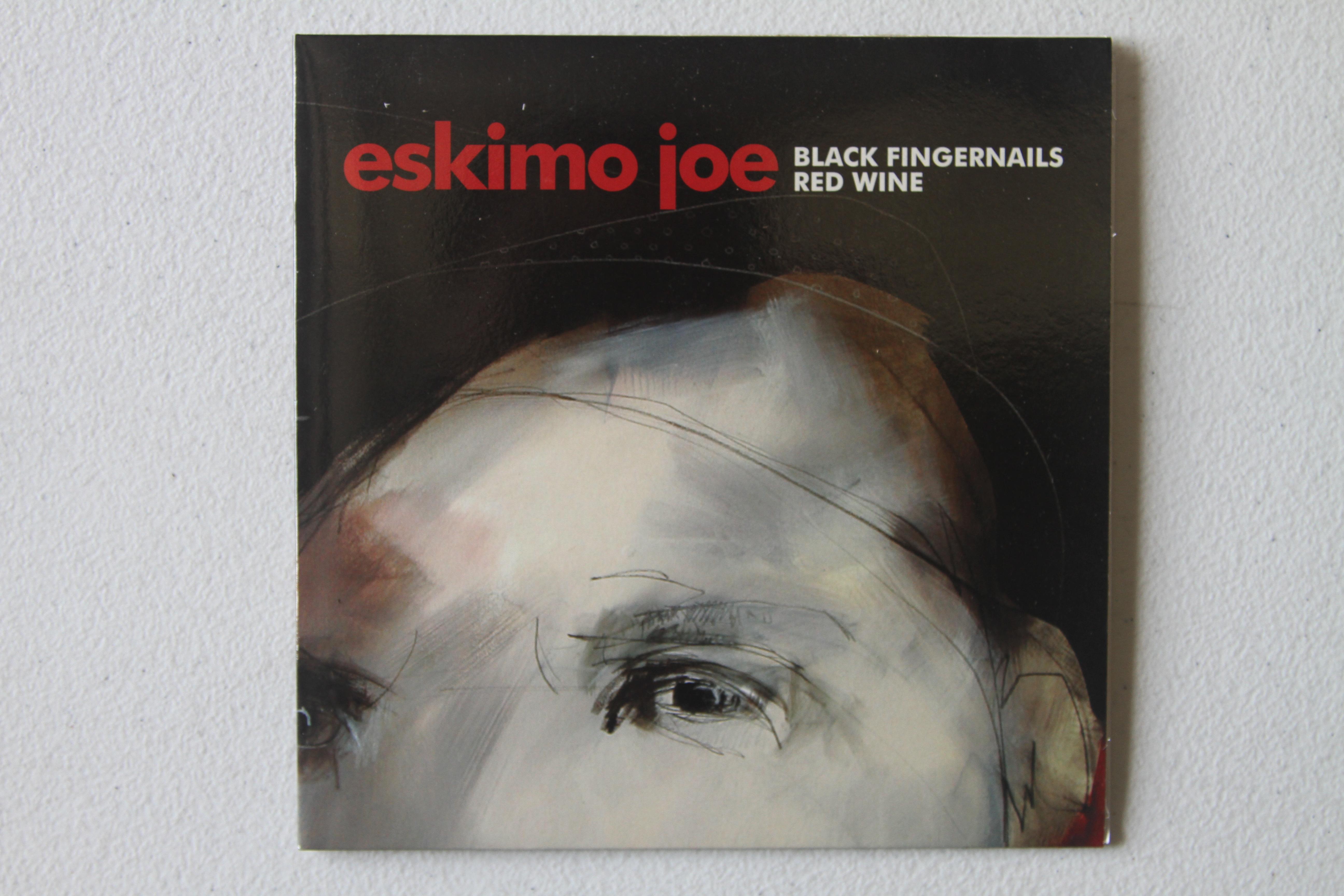 "Black Fingernails Red Wine - 7"" Vinyl - Eskimo Joe"