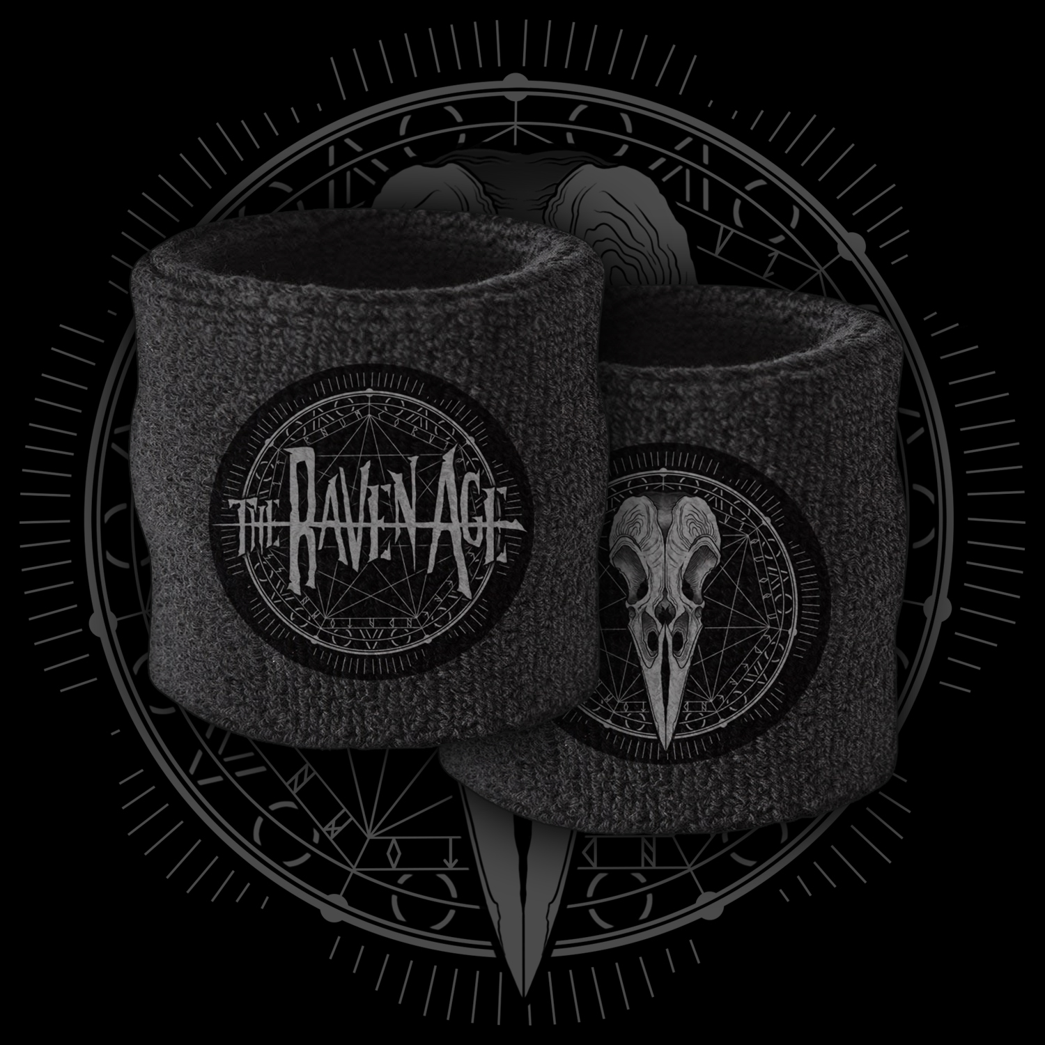 The Raven Age - Wristbands - The Raven Age